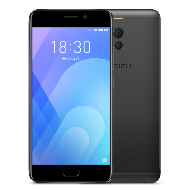 Meizu M6 Note 4GB+64GB Negro