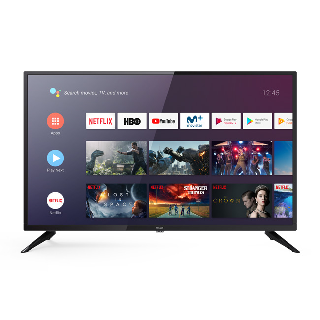 "Android TV 32"" Negro"