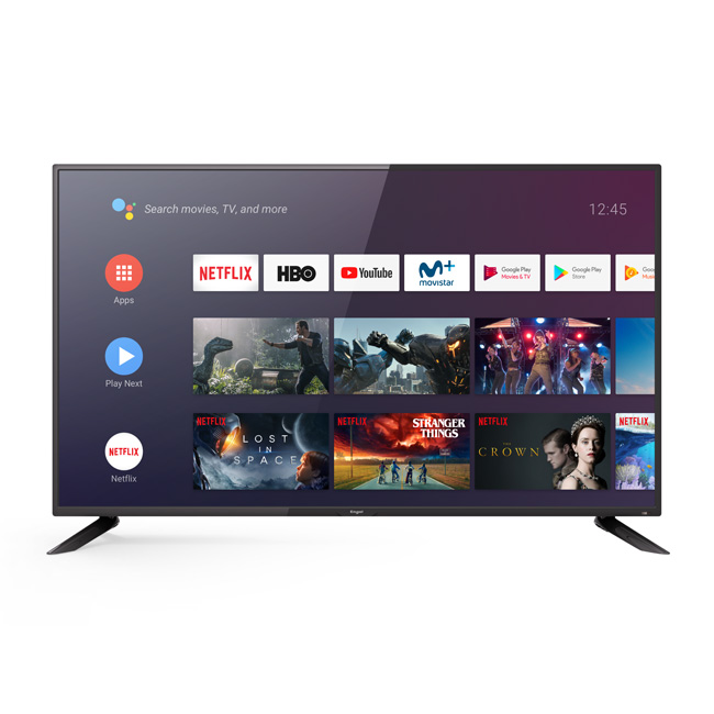 "Android TV 40"" Negro"